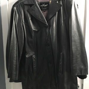 EUC Wilson's Maxima Leather Jacket